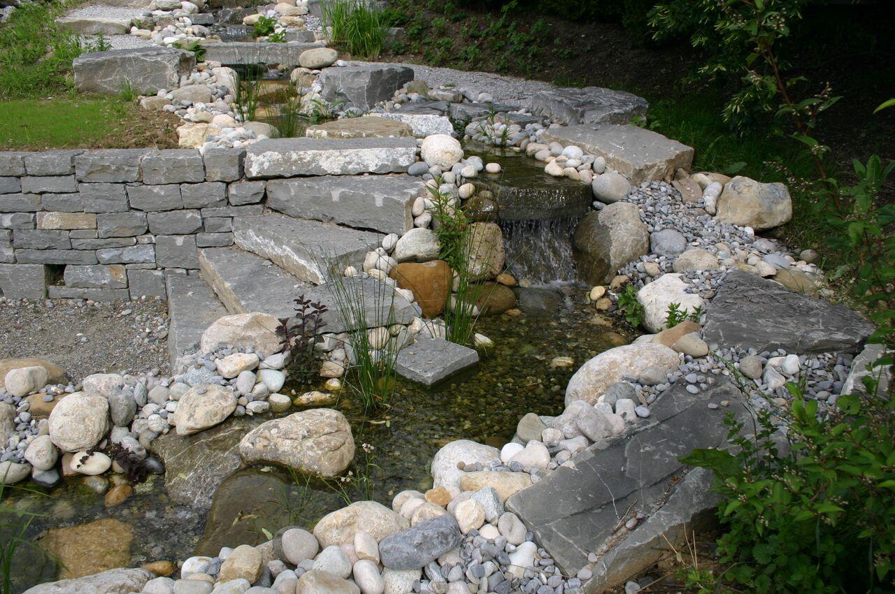 J n jardins naturels escaliers jardin lausanne for Agence j paysagiste