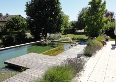 Creation de jardin Lausanne