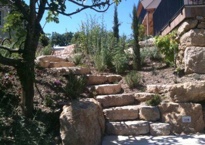 Escalier Moudon