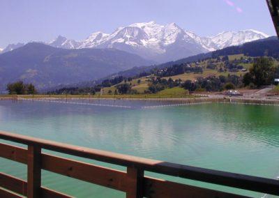 Etang naturel Lausanne